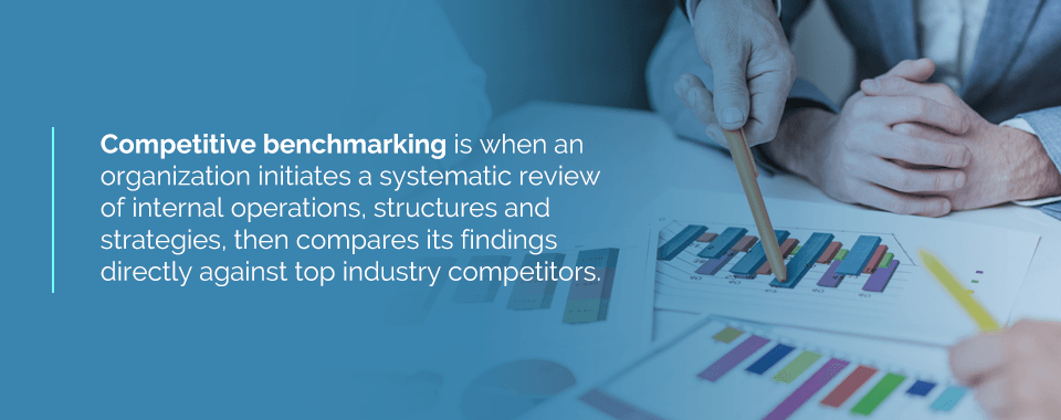 Competitive benchmarking services