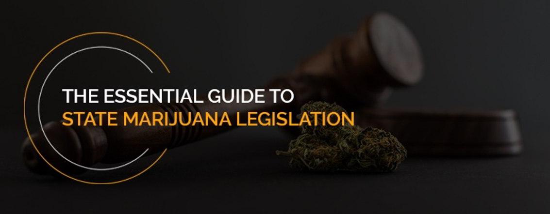 Guide to US State Marijuana Cannabis Legislation